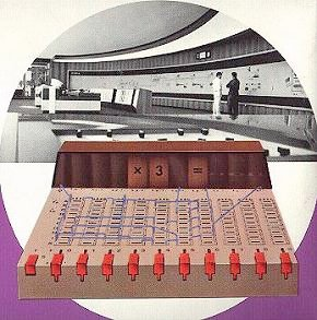Box art of Spielcomputer LOGIKUS